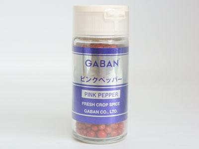 ギャバン ピンクペッパー 8g
