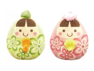 メレンゲ人形 たまご雛(MS-3)