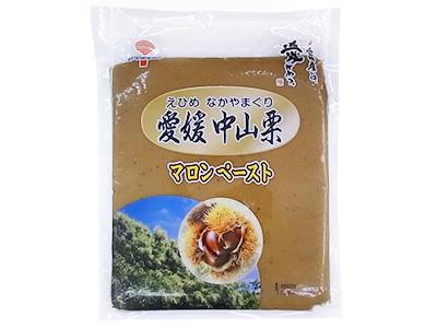 冷凍 愛媛中山栗ペースト1mm 2kg