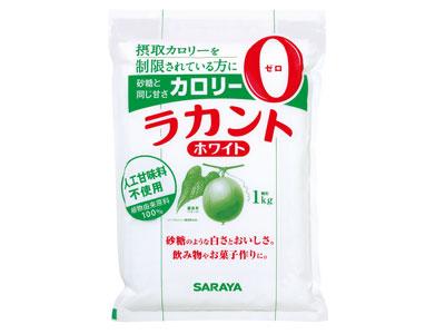 サラヤ ラカントホワイト顆粒 業務用 1kg