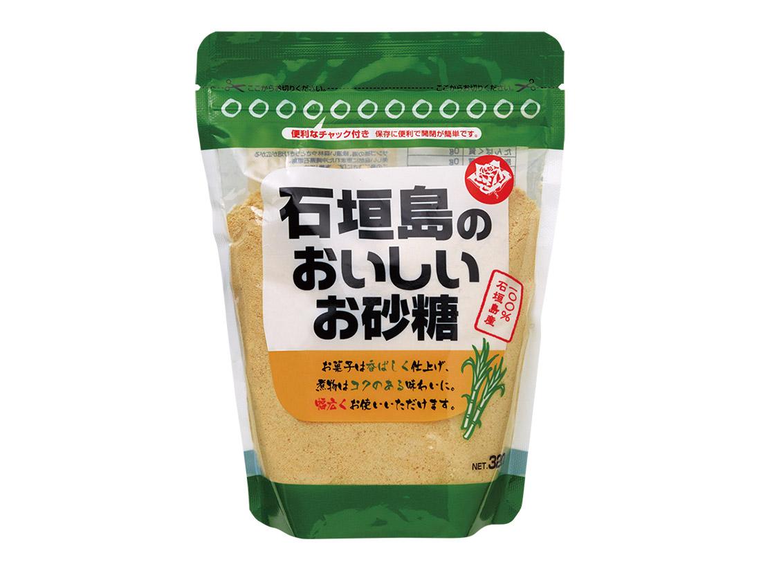 石垣島のおいしいお砂糖 320g