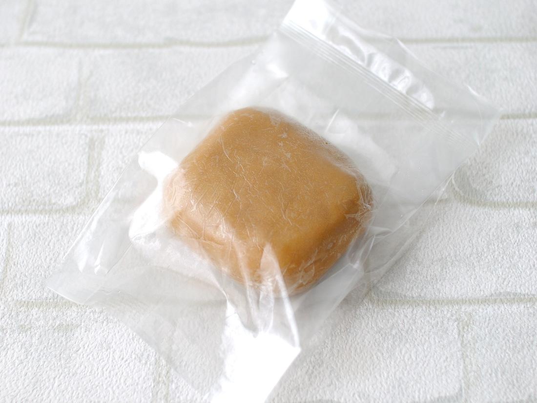 冷凍 クッキー生地 (キャラメル) 200g