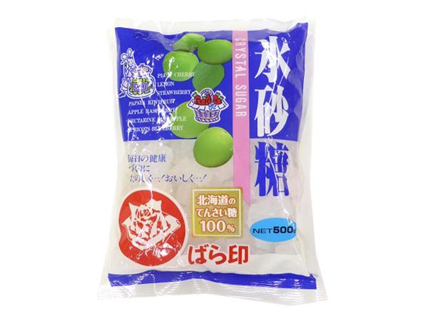 ばら印 氷砂糖 500g