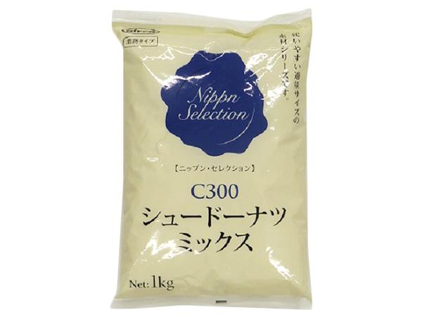 日本製粉 C300 シュードーナツミックス 1kg