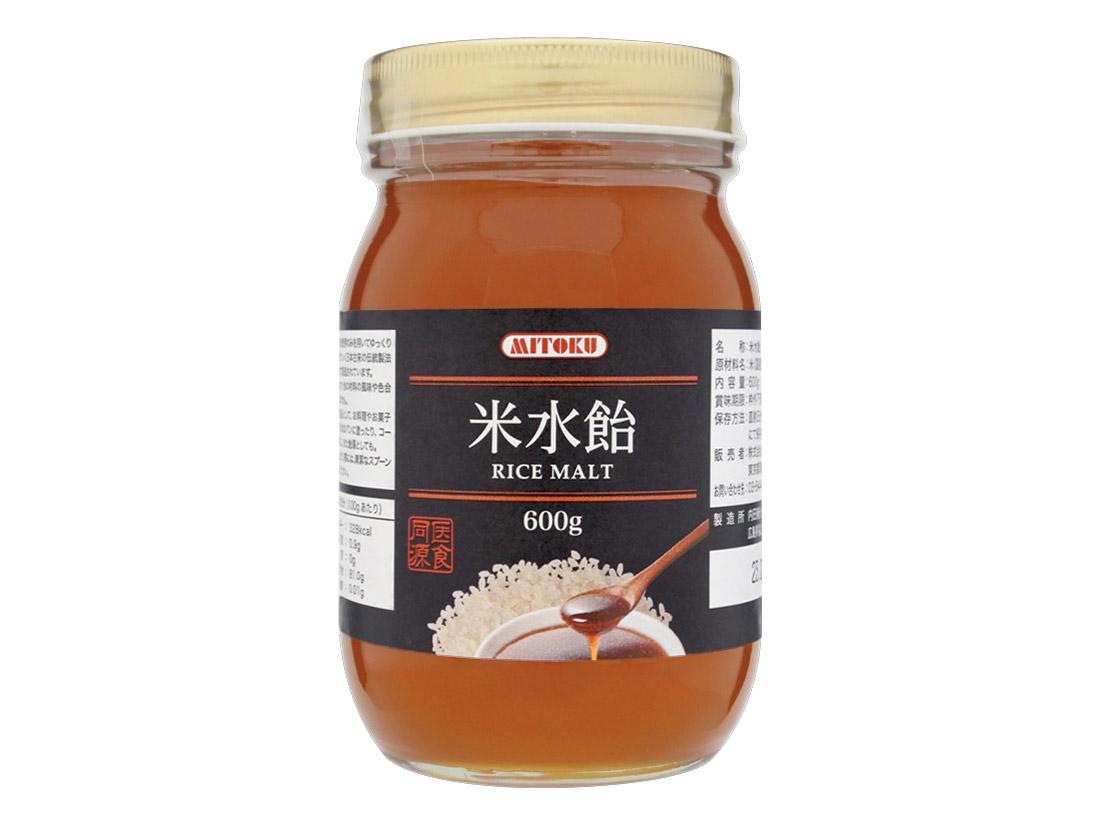 ミトク 米水飴 600g