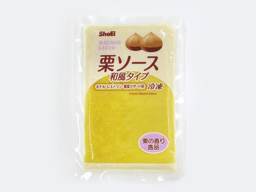 冷凍 正栄食品 栗ソース(和風) 150g