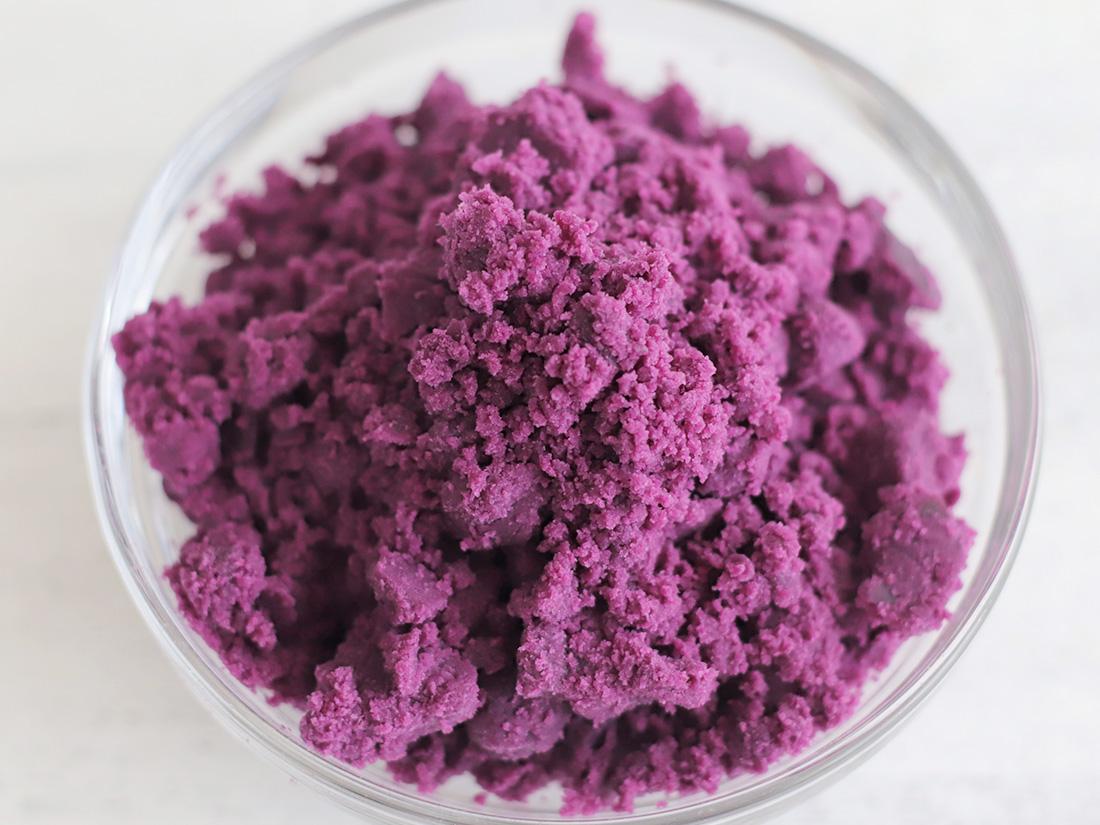 冷凍 綾紫芋ペースト 1kg
