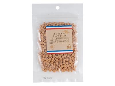 冷蔵便 キャラメルチョコチップ 50g (P)
