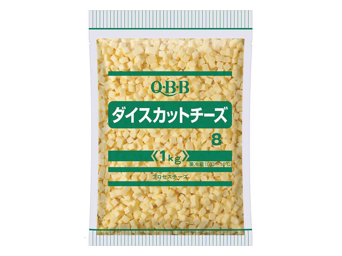 <冷蔵>Q・B・Bサラダチーズ8 1kg
