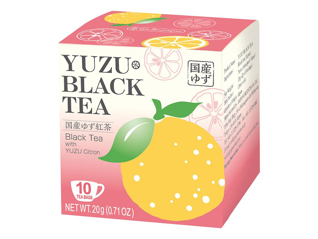 ゆず紅茶(10ティーバッグ入)