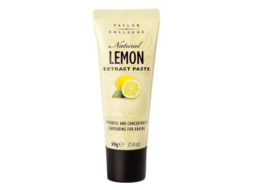 ナチュラルフレーバーペースト レモン 40g