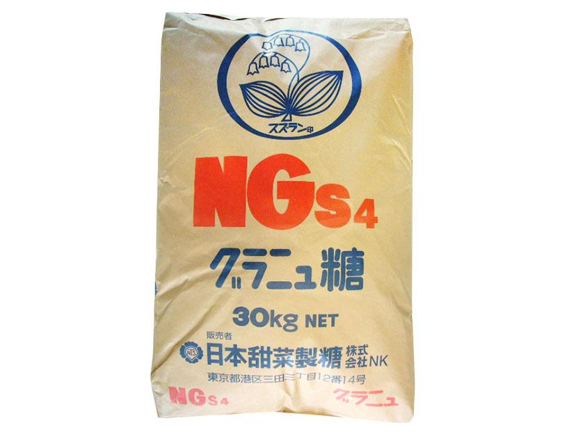 日本甜菜製糖 グラ糖 NGS4 30kg