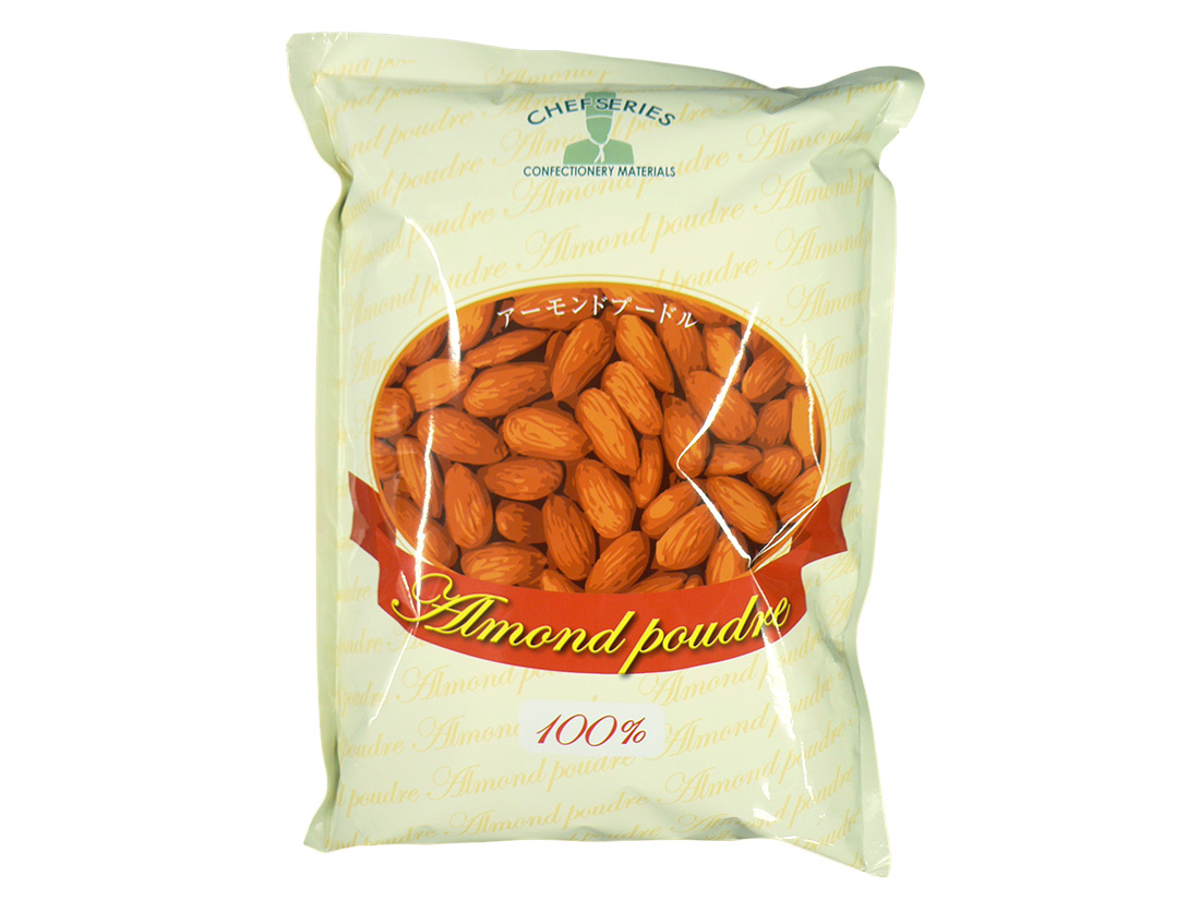 正栄食品 アーモンドプードル皮無 100% 1kg