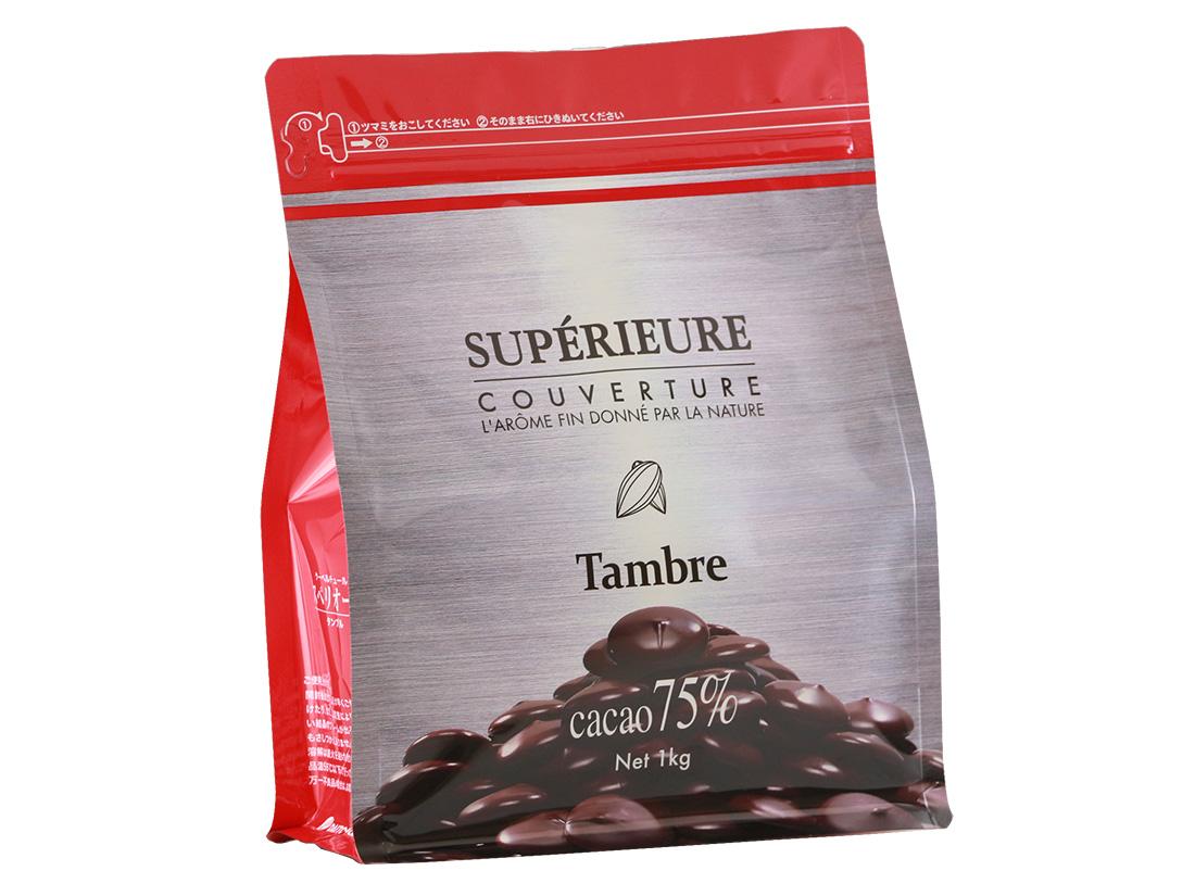 冷蔵便 大東カカオ スペリオール タンブル 1kg
