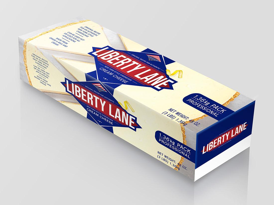 冷蔵 リバティレイン クリームチーズ 1.36kg