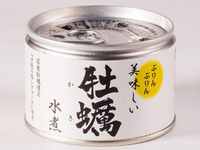 伊藤食品 美味しい牡蠣 水煮 EO 165g