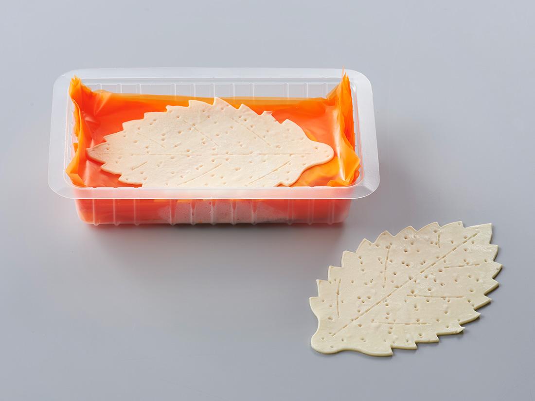 冷凍 リボン食品 冷凍パイシート PL リーフ(12枚入)