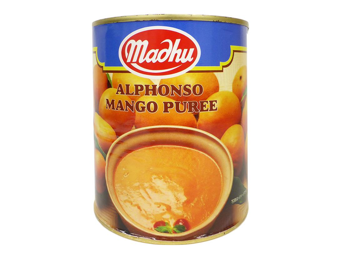 正栄食品 アルフォンソマンゴーピューレ(加糖) 2号缶