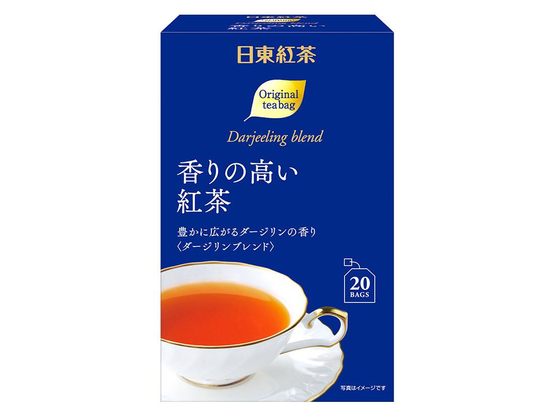 オリジナルブレンドティーバッグ 香りの高い紅茶