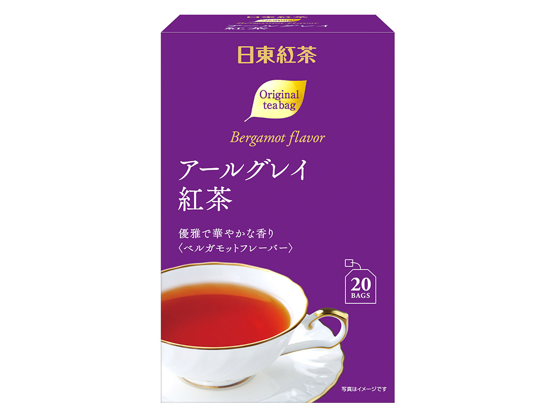 オリジナルブレンドティーバッグ アールグレイ紅茶