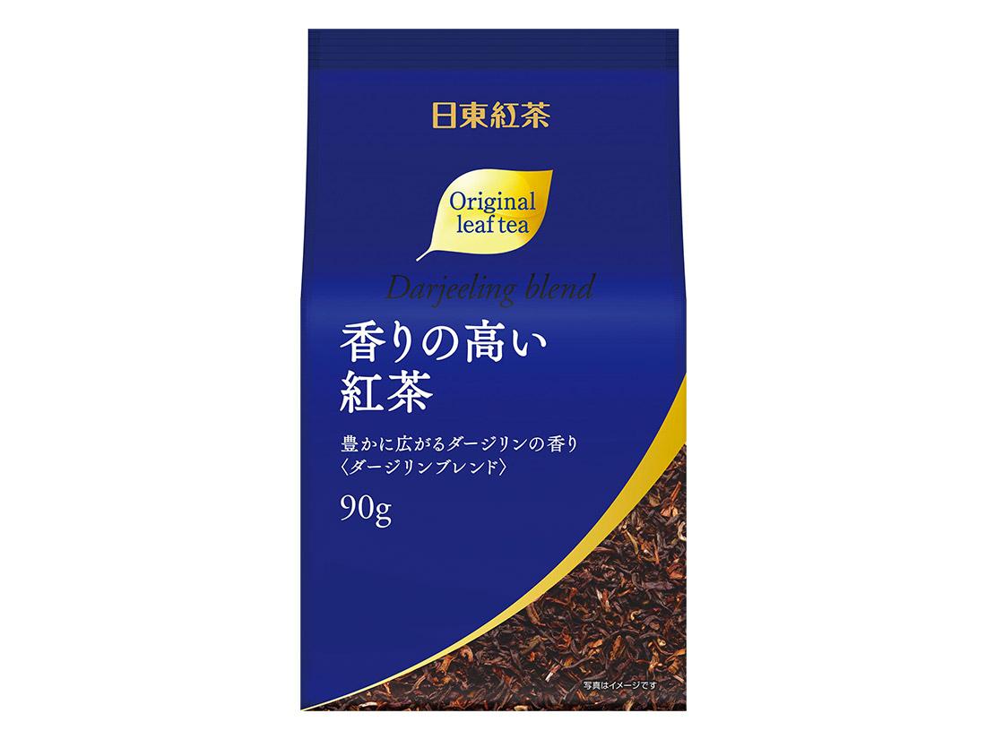 オリジナルブレンドリーフティー 香りの高い紅茶