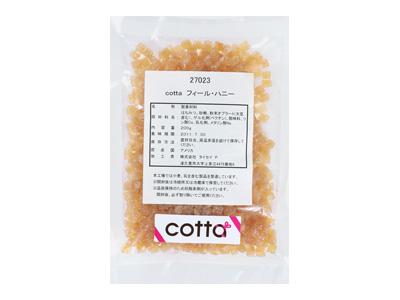 cotta はちみつチップ(フィールハニー) 200g