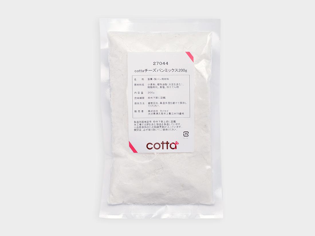 cotta チーズパンミックス 200g