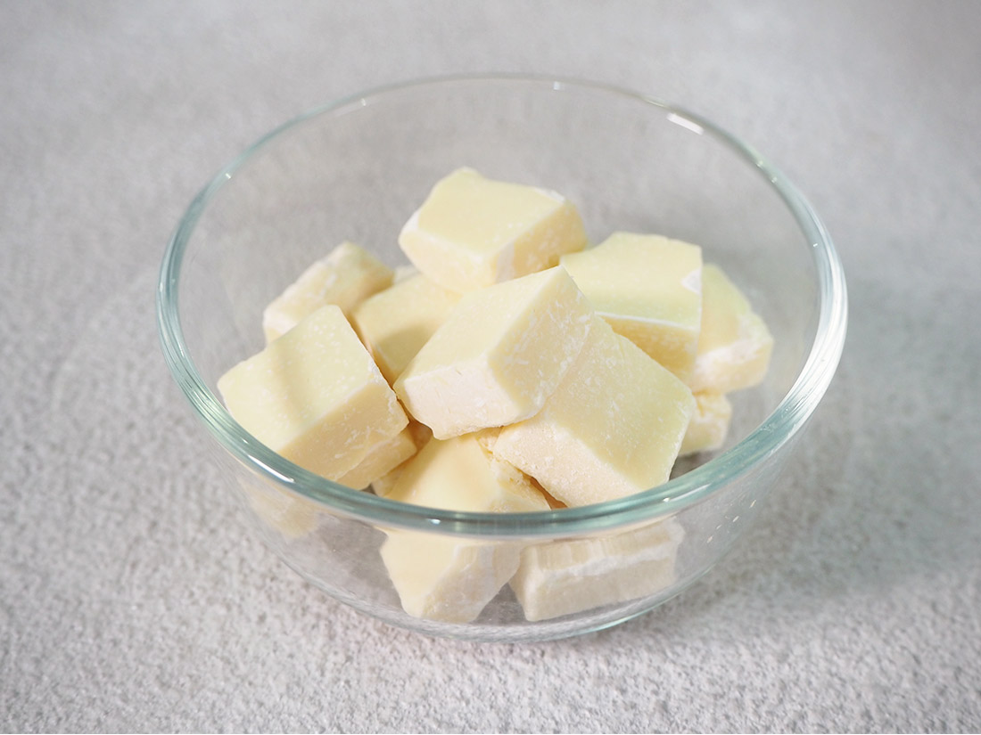 冷蔵便 cotta 大東カカオ ホワイトチョコレート 300g