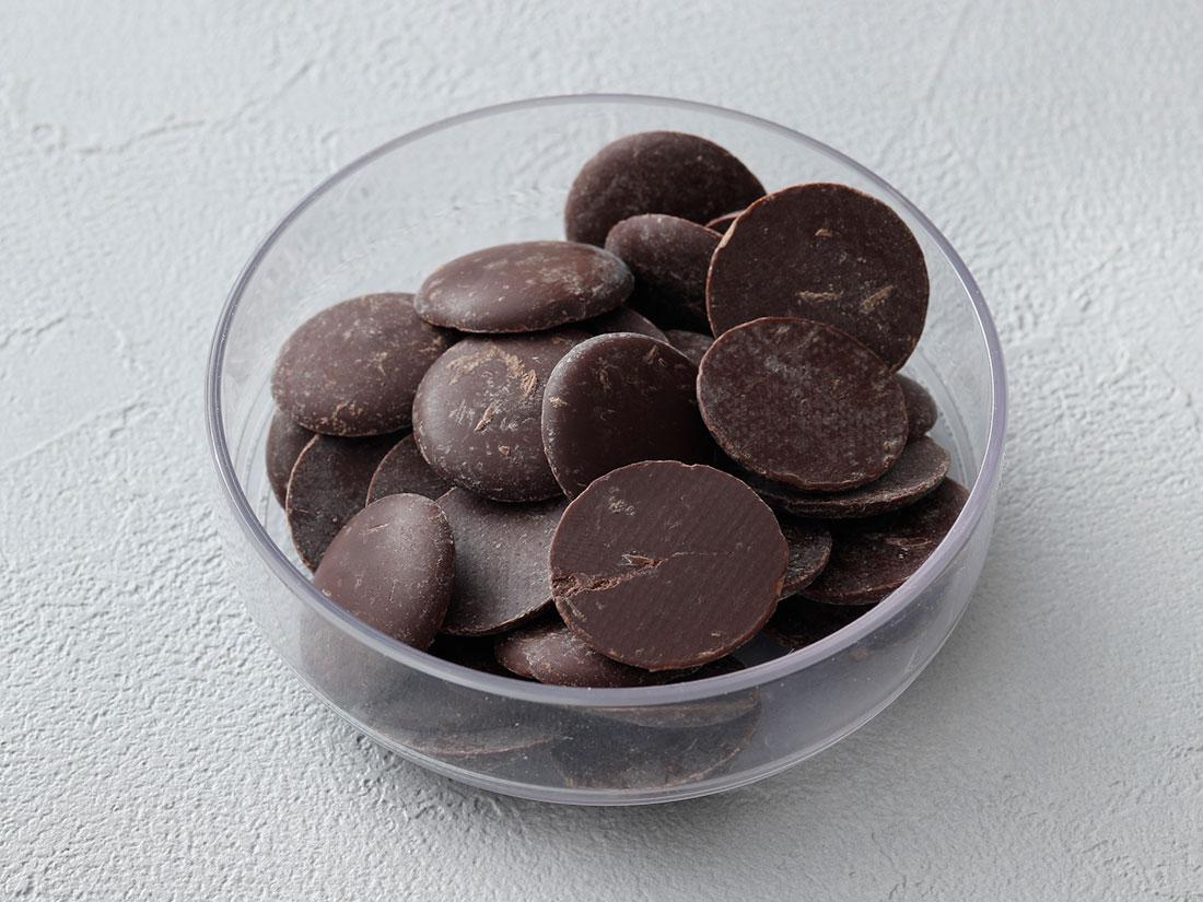 冷蔵便 cottaオリジナル ベルギー産チョコレート  カカオ58 200g
