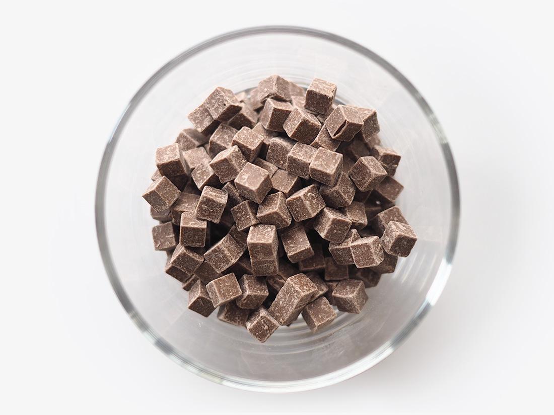 冷蔵便 cotta コーヒーキューブチョコ 150g