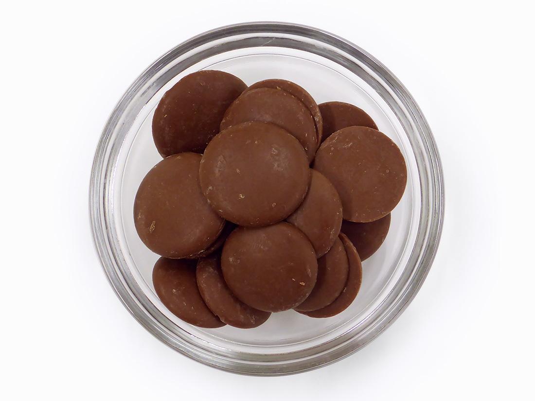 冷蔵便 cotta Guittard  ミルクチョコレート 38% 200g