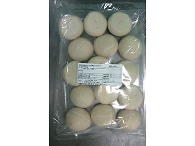 <冷凍>カプート冷凍ピザ生地 160g(15玉入)