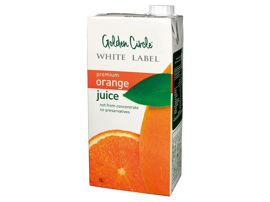 ゴールデン オレンジジュース 1L