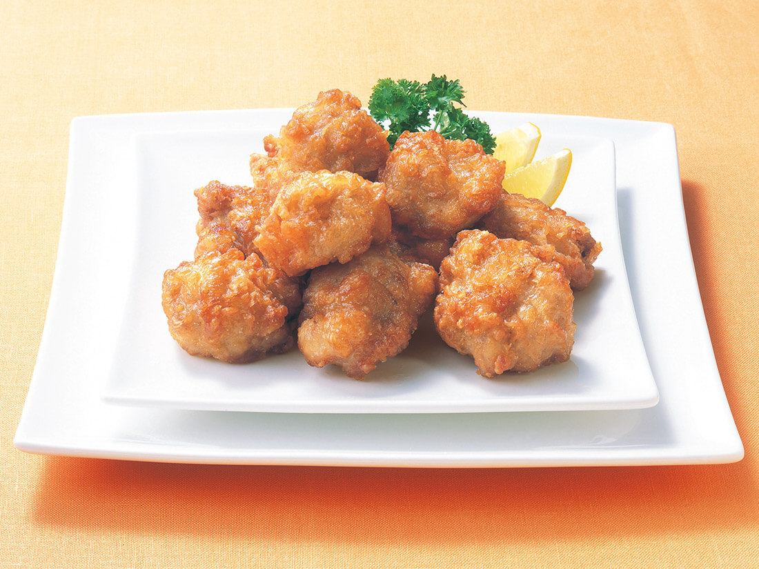 冷凍 テーブルマーク 鶏もも唐揚げ (1kg)
