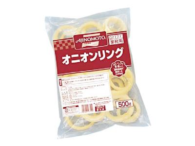 冷凍 味の素 オニオンリング(500g)