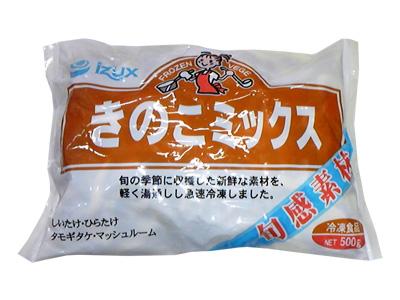 冷凍 EG神栄 中国産 きのこミックス 500g