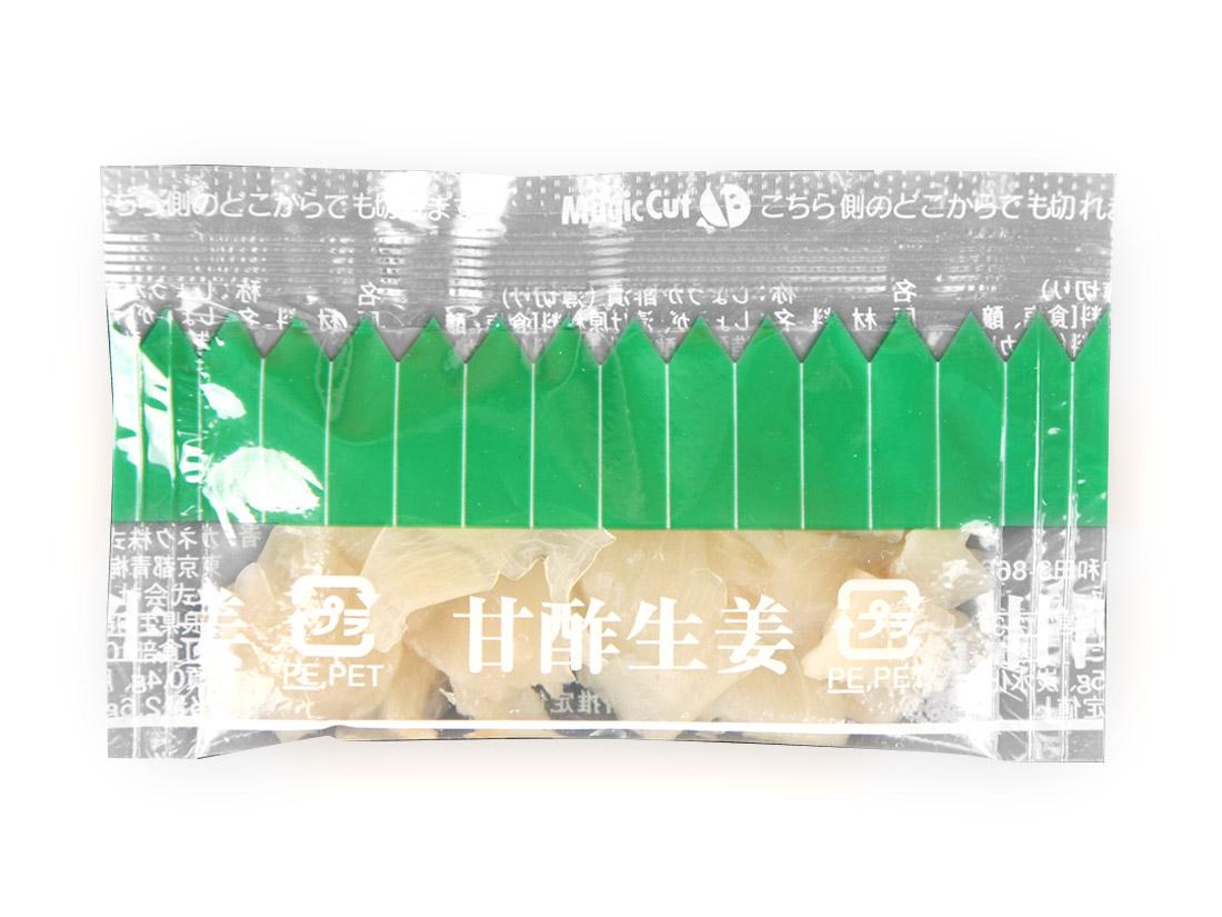 カネク ミニ甘酢生姜白ステビア(200入)