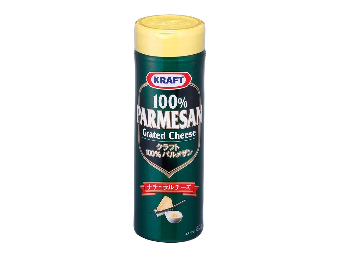 冷蔵 クラフト パルメザンチーズ 80g
