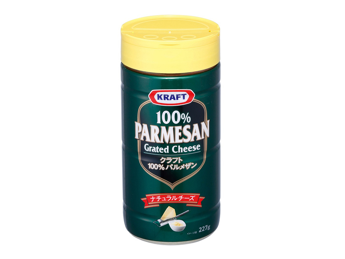 冷蔵 クラフト パルメザンチーズ 227g