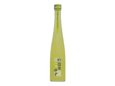 大吟醸ゆず酒 吟遊果(ぎんゆうか)7% 375ml