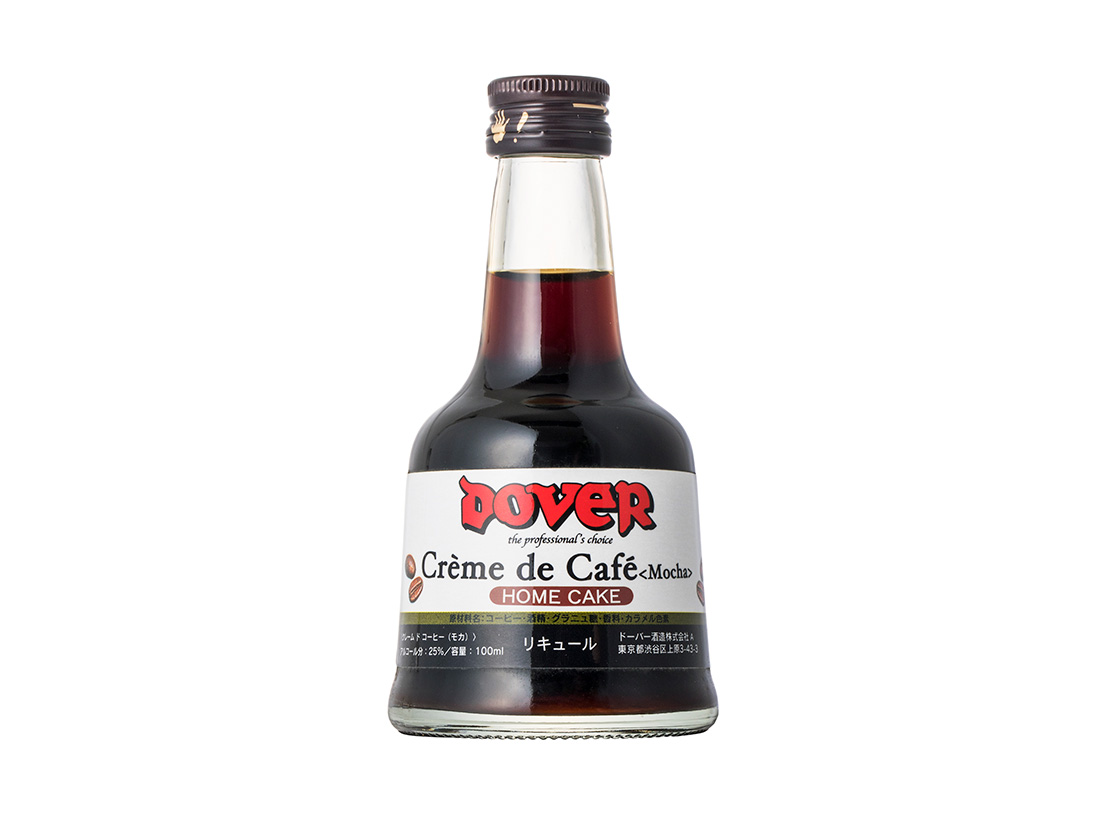 ドーバー クレームドコーヒー 25% 100ml