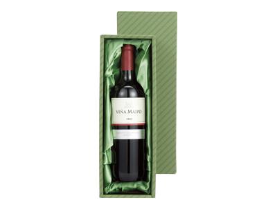 ワイン1本布貼箱