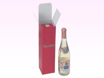 ワイン筒式箱ロングワイン(1本用)