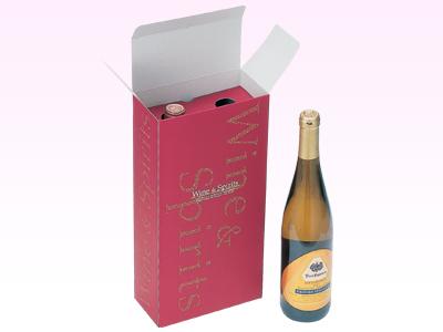 ワイン筒式箱ロングワイン(2本用)