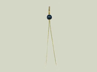 南天松葉串青5.5cm(50本入)