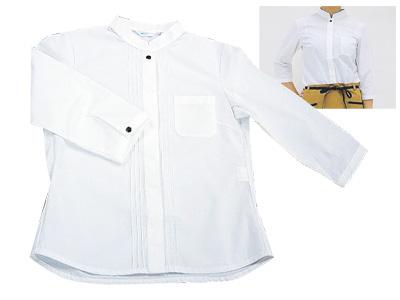 シャツ PS2141-2(七分袖・レディス) 11号