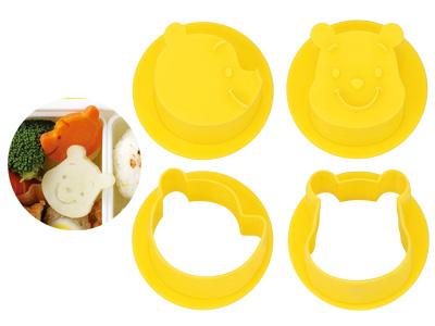 野菜抜き型 Pooh