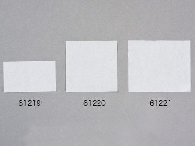 生キャラメル用包み紙 白 100×100mm