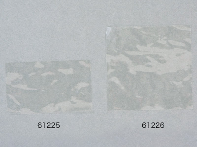 生キャラメル用透明フィルム 100×100mm