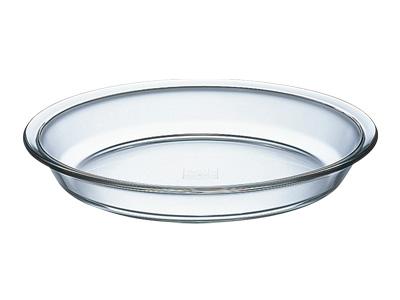 iwaki パイ皿 L